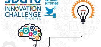 Accountability Lab Nigeria/Canadian Embassy SDG 16 Innovation Challenge 2019