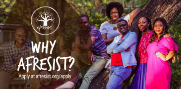 Afresist Youth Leadership Program 2019 for young Africans (Fully-funded to Nairobi, Kenya)