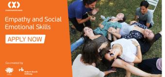 Ashoka/Robert Bosch StiftungChangemakerXchange Program 2019 on Empathy and Social-Emotional skills (Fully-funded)