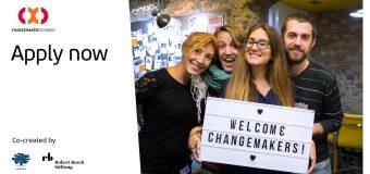 Ashoka/Robert Bosch Stiftung ChangemakerXchange (CXC) Program Italy 2019 (Funded)