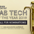 Asian Scientist Lab Tech of the Year 2019 Award