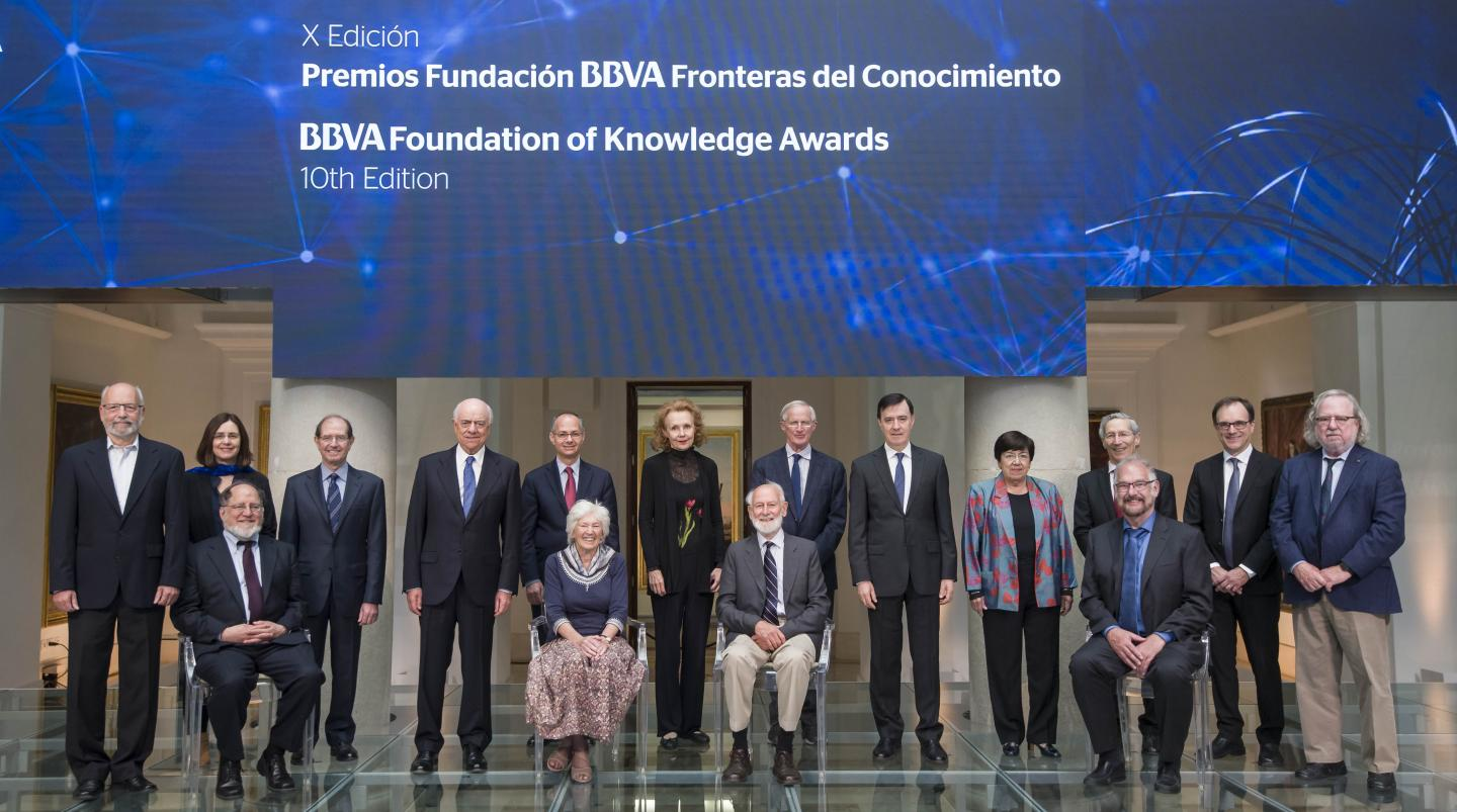 Call for Nominations: BBVA Foundation Frontiers of Knowledge Awards 2019 (Up to 400,000 Euros)