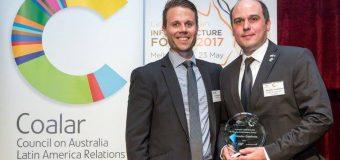 COALAR Australia – Latin America Young Entrepreneur Award 2019 ($5,000 prize)