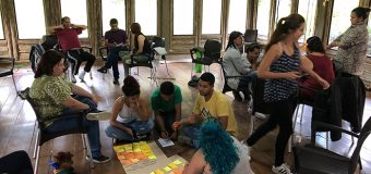 Columbia University Youth, Peace, and Security Leadership Program 2019