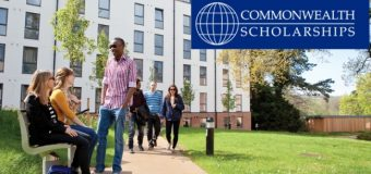 Commonwealth Shared Scholarships for Master's Study in the UK 2019-2020 (Fully-funded)