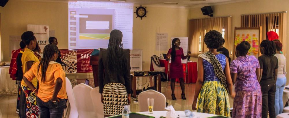 DefendDefenders Women's Digital Safety Fellowship for East Africa 2019