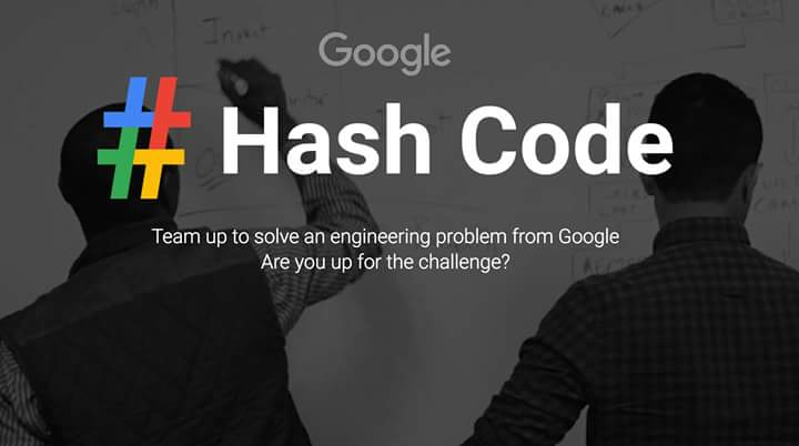 Google Hash Code Programming Competition 2019 (Up to $8,000 in prizes)