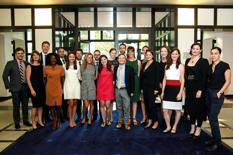 ICFJ Arthur F. Burns Fellowship Program 2020 for U.S., German and Canadian Journalists (Funding available)