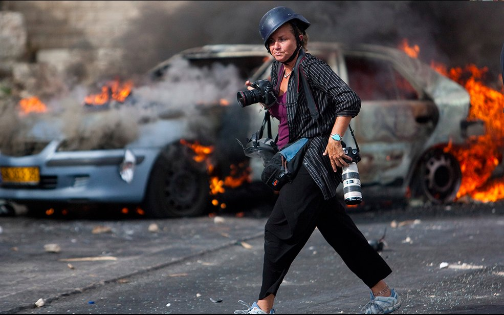IWMF Anja Niedringhaus Courage in Photojournalism Award 2020 (Cash prize of $20,000)