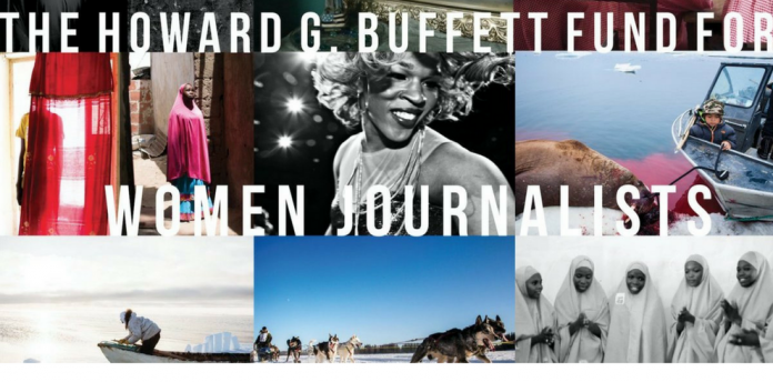 IWMF Howard G. Buffet Fund for Women Journalists 2019 (Round 1)