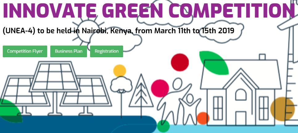Innovate Green Competition 2019 for Students in the MENA Region