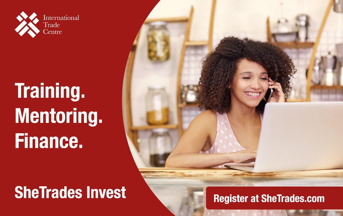International Trade Centre's SheTrades Invest Program 2019 for African Women Entrepreneurs