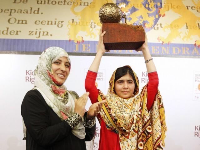 KidsRights Foundation International Children's Peace Prize 2019 (€100,000 Award)