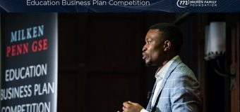 Milken-Penn GSE Education Business Plan Competition 2019 for educational innovators worldwide