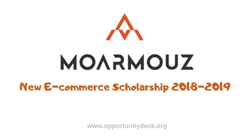 MoArmouz New E-commerce Scholarship 2018-2019