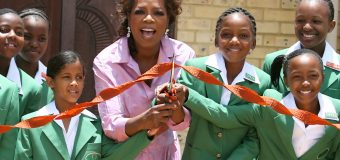 Oprah Winfrey Leadership Academy for Girls in South Africa 2020
