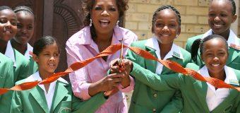 Oprah Winfrey Leadership Academy for Girls in South Africa 2020