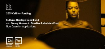 Apply for HEVA Funds: Cultural Heritage Fund and Young Women In Creative Enterprise Fund 2019 for East Africa