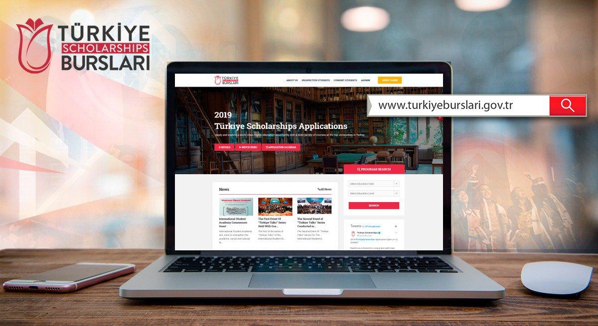 Apply for Türkiye International Scholarships 2019 (Fully-funded to Study in Turkey)