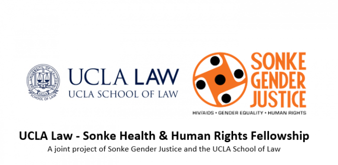 UCLA Law – Sonke Health & Human Rights Fellowship Program 2019 for Africans