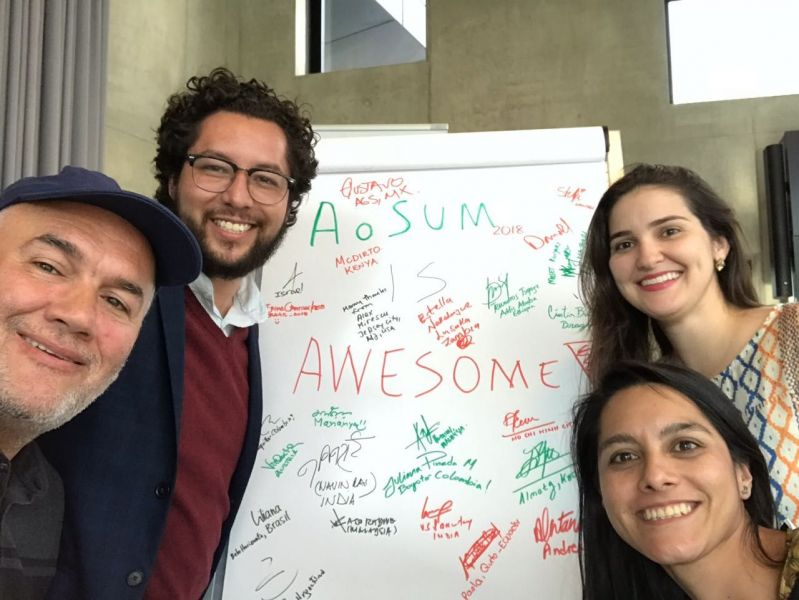 UN Habitat Academy of Sustainable Urban Mobility (AoSUM) 2019