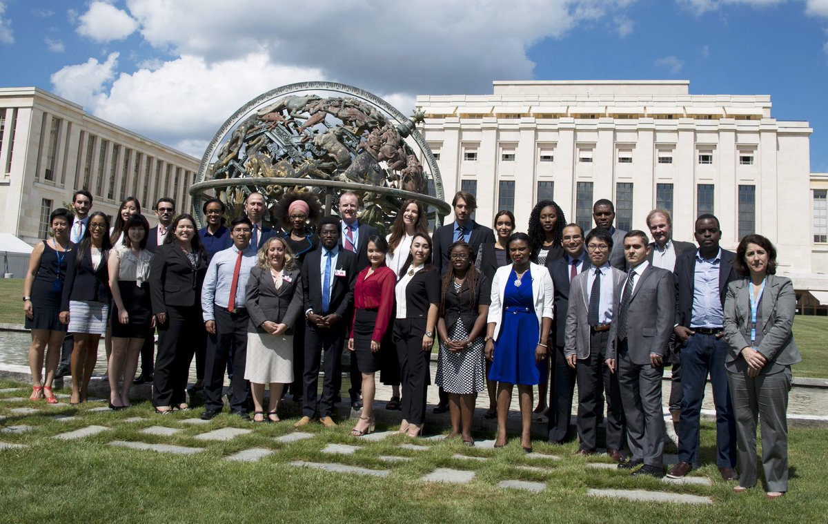 UNOG International Law Seminar 2019 in Geneva, Switzerland (Financial Support Available)