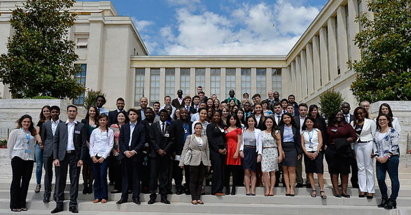United Nations Information Service's Graduate Study Program 2019 – Geneva, Switzerland