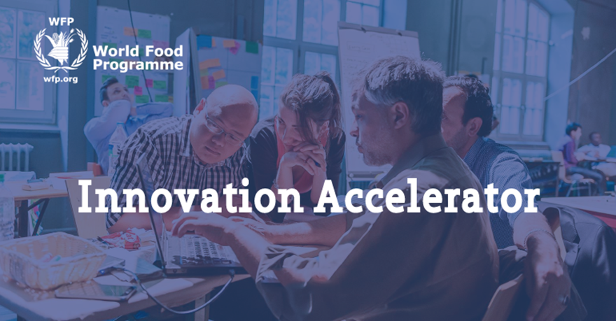 United Nations World Food Programme Innovation Accelerator 2019 (Fully-funded to Germany + $100k)