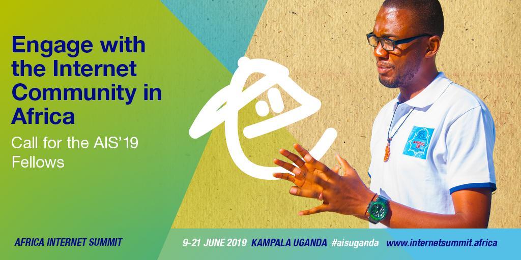 AFRINIC-30 Fellowship Program 2019 to attend Africa Internet Summit in Kampala, Uganda (Fully-funded)