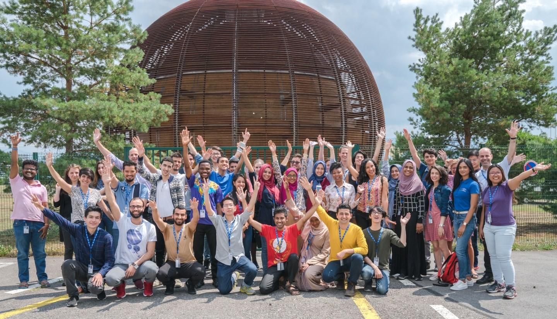 CERN Doctoral Student Programme 2019 in Geneva, Switzerland