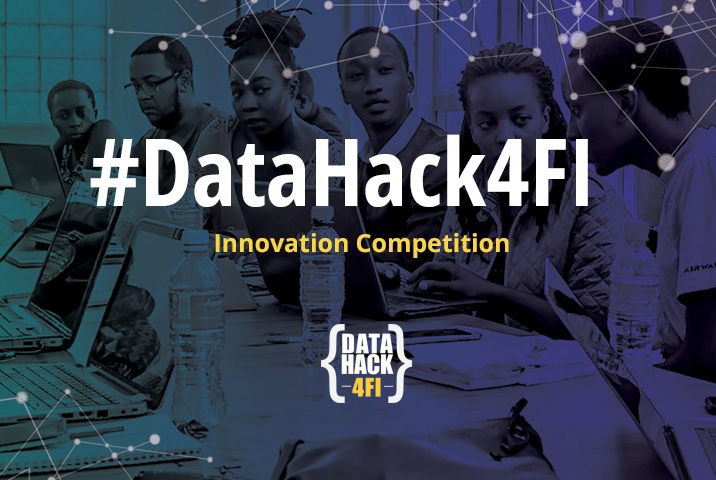 DataHack for Financial Inclusion (DataHack4FI) Innovation Competition 2019 (Win US$25,000 in seed capital)