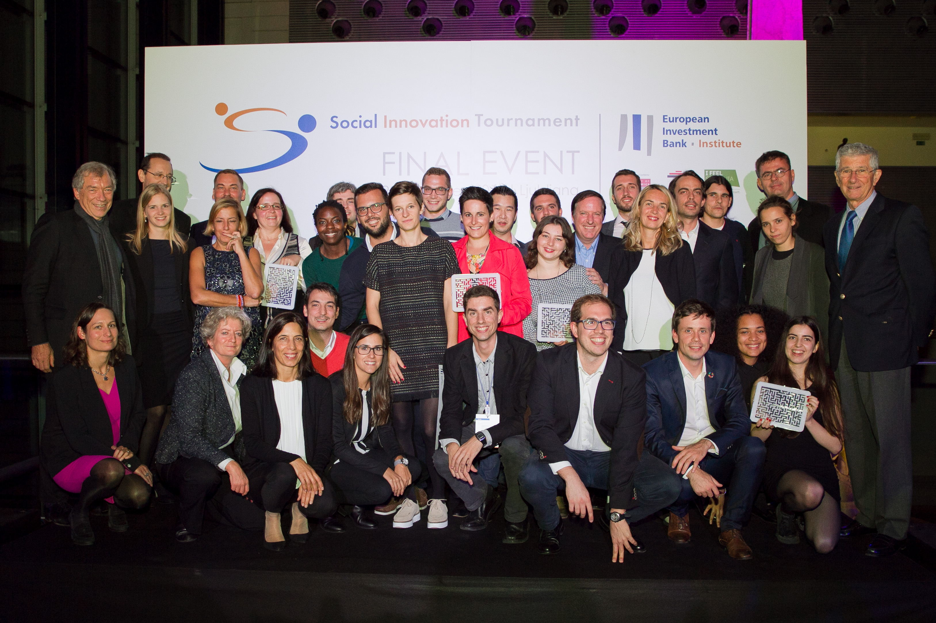 European Investment Bank Institute Social Innovation Tournament 2019