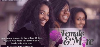 Female And More (FAM) Self-esteem and Leadership Programme 2019 International Women's Day Edition