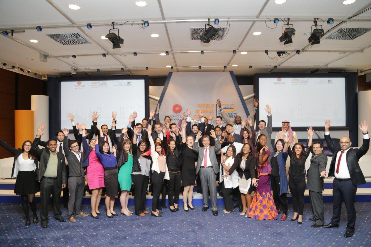 World Energy Council's Future Energy Leaders (FEL-100) Programme 2019