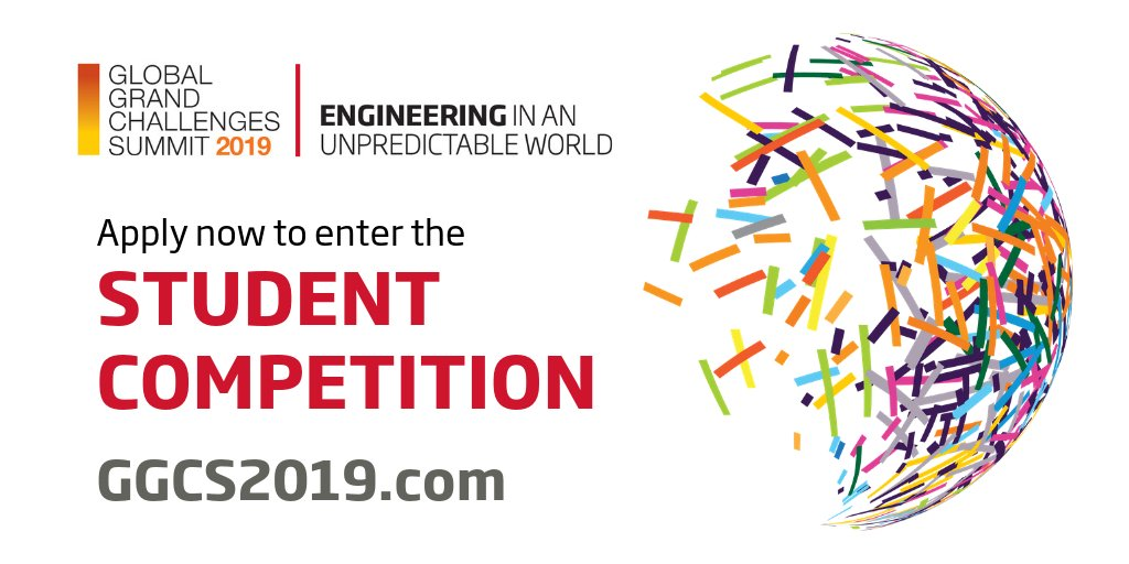 Royal Academy of Engineering UK Global Grand Challenges Summit Competition 2019