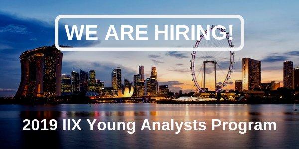 Impact Investment Exchange (IIX) Young Analysts Program 2019