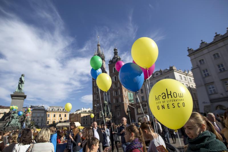 Krakow UNESCO City of Literature Residency Program 2019 (Stipend available)