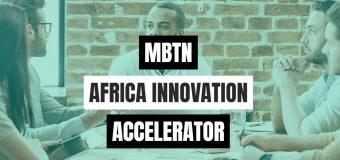MBTN Africa Innovation Accelerator Program 2019