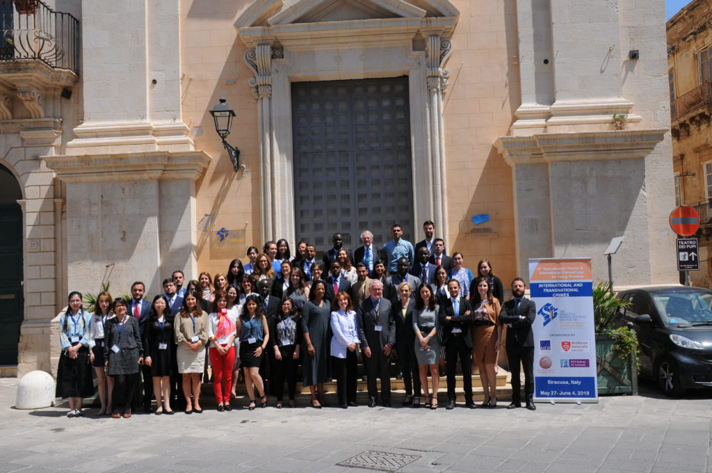 Siracusa International Institute's Specialization Course in International Criminal Law 2019 (Funding available)