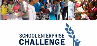 Teach A Man To Fish – School Enterprise Challenge 2019 (Up to $50,000 in prizes)