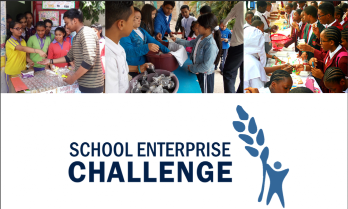 Teach A Man To Fish – School Enterprise Challenge 2020 (Up to $50,000 in prizes)
