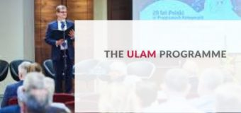 Polish National Agency for Academic Exchange Ulam Programme 2019