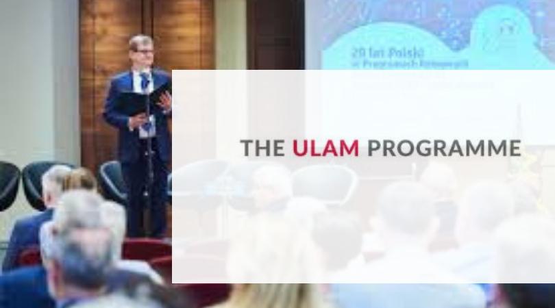 Polish National Agency for Academic Exchange Ulam Programme 2019