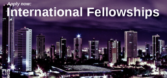 Urban Studies Foundation International Fellowship 2019 for Urban scholars from the Global South (Fully-funded)