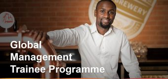 AB InBev Global Management Trainee (GMT) Program 2019