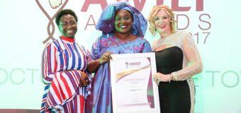 Africa Women Innovation & Entrepreneurship Forum – AWIEF Awards 2020