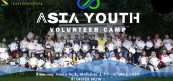 Asia Youth Volunteer Camp 2019 in Malaysia