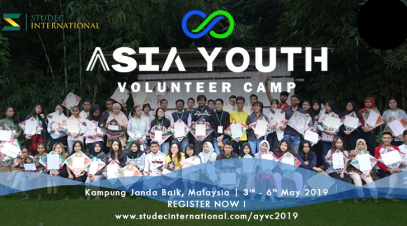 Asia Youth Volunteer Camp 2019 in Malaysia