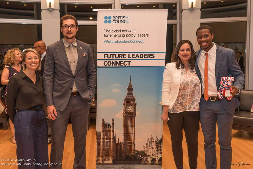 British Council Future Leaders Connect 2019 (Fully-funded to the United Kingdom)