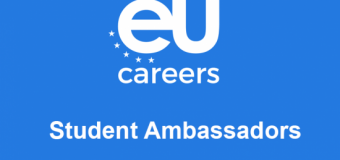 EU Careers Student Ambassadors Programme 2019 for Young Europeans